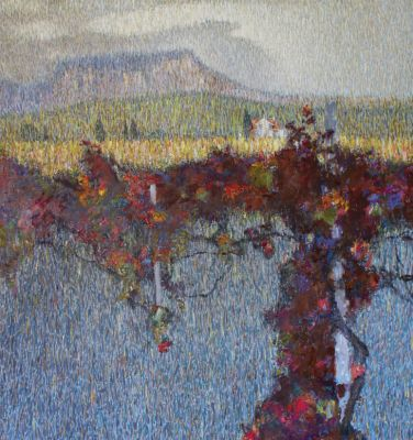 Click Here for Selected Sold Works - Auburn Vine