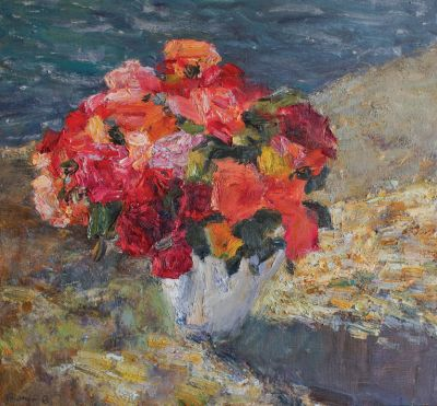 Roman Konstantinov - Roses on the Shore