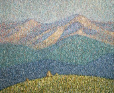 Click Here for Selected Sold Works - Mountains