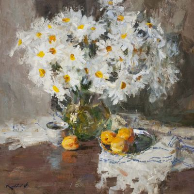 Click Here for Selected Sold Works - Chamomile