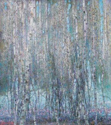 Click Here for Selected Sold Works - Violet Forest