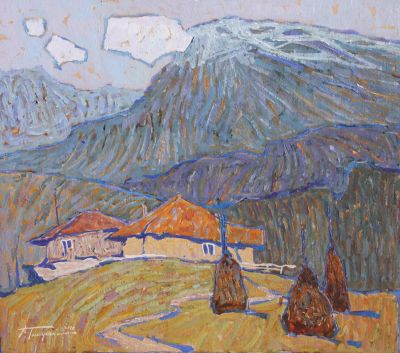 Click Here for Selected Sold Works - Mid Life Mountain