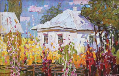 Click Here for Selected Sold Works - Country Estate