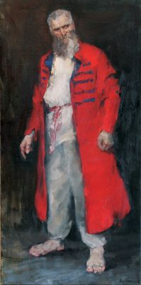 Svetlana Verbovskaya - Man in Russian Costume