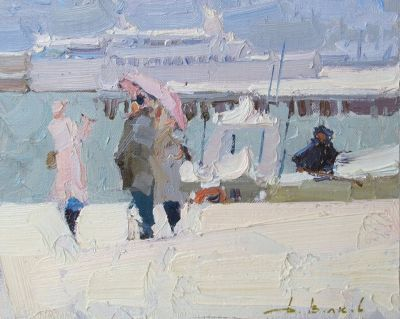 Daniil Volkov  - Winter in Yalta